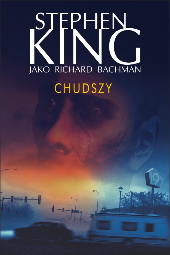 okładka Chudszy. Ebook | EPUB, MOBI | Stephen King