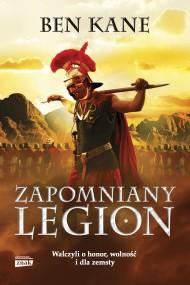 okładka Zapomniany Legion, Ebook | Ben Kane