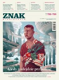 okładka ZNAK Miesięcznik nr 722-723 (7-8/2015). Ebook | EPUB,MOBI | autor  zbiorowy