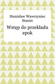 okładka Wstęp do przekładu epok. Ebook   EPUB,MOBI   Stanisław Wawrzyniec Staszic