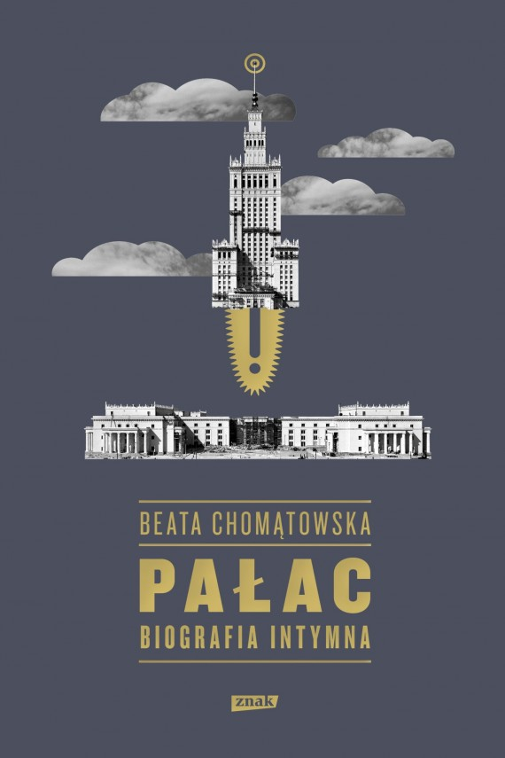 okładka Pałac. Biografia intymna. Ebook | EPUB, MOBI | Beata Chomątowska