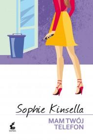 okładka Mam twój telefon. Ebook | EPUB,MOBI | Sophie Kinsella