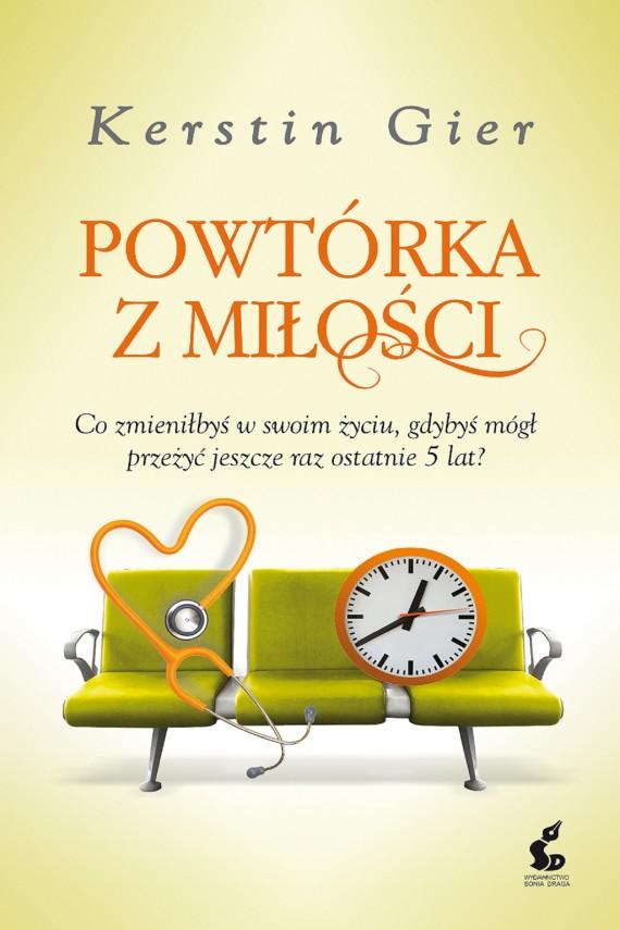 okładka Powtórka z miłości. Ebook | EPUB, MOBI | Kerstin Gier