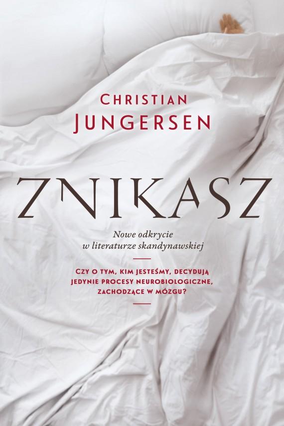 okładka Znikaszebook   EPUB, MOBI   Christian Jungersen