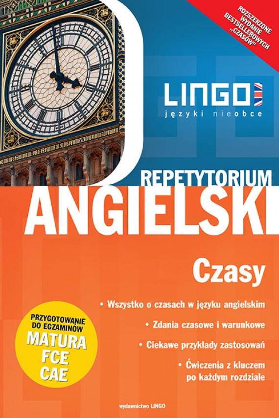 okładka Angielski. Czasyebook | PDF | Anna Treger