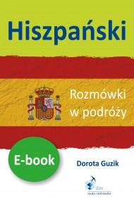 okładka Hiszpański Rozmówki w podróży ebook, Ebook | Dorota Guzik