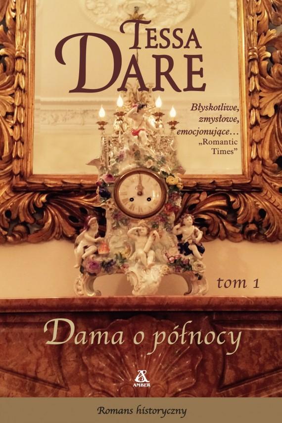 okładka Dama o północy Tom 1ebook | EPUB, MOBI | Tessa Dare