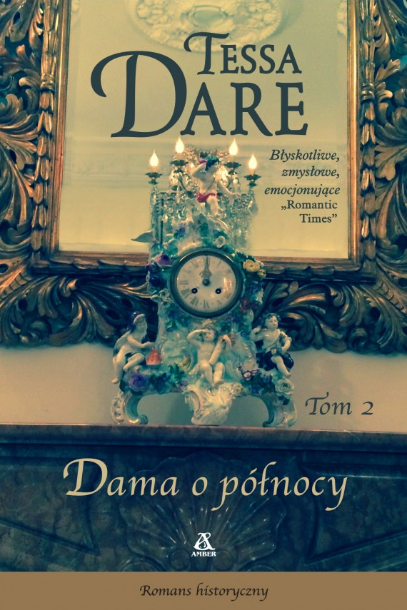 okładka Dama o północy Tom 2. Ebook | EPUB, MOBI | Tessa Dare