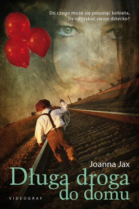okładka Długa droga do domu. Ebook | EPUB, MOBI | Joanna Jax