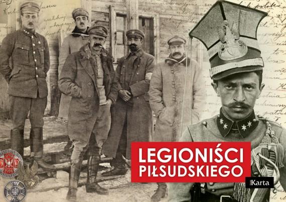 okładka Legioniści Piłsudskiego. Ebook   EPUB, MOBI   Adam Dylewski