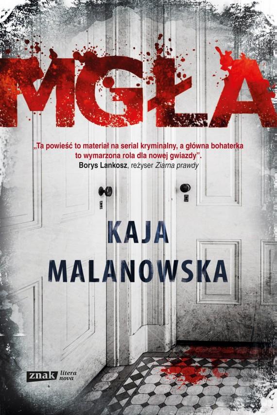 okładka Mgłaebook | EPUB, MOBI | Kaja Malanowska
