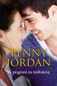 okładka W pogoni za miłością. Ebook | EPUB,MOBI | Penny Jordan