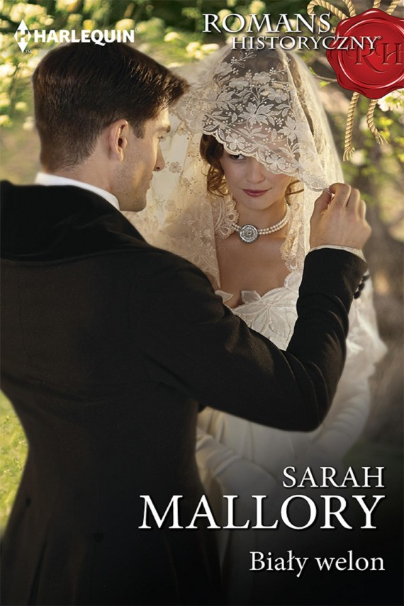 okładka Biały welonebook   EPUB, MOBI   Sarah Mallory