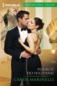 okładka Podróż do Hiszpanii. Ebook | EPUB,MOBI | Carol Marinelli
