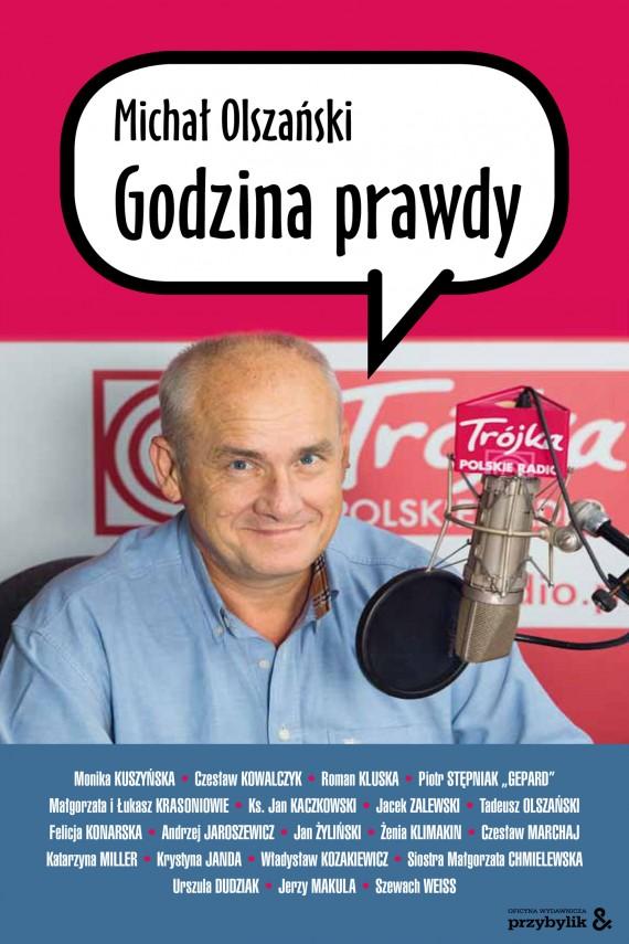 okładka Godzina prawdyebook   EPUB, MOBI   Michał Olszański