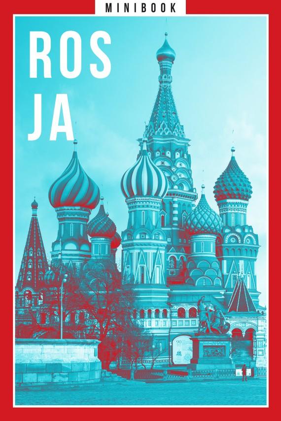 okładka Rosja. Minibookebook | EPUB, MOBI | autor  zbiorowy