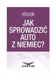 okładka Jak sprowadzić auto z Niemiec  - PDF. Ebook | PDF | Kamil  Fraszkiewicz