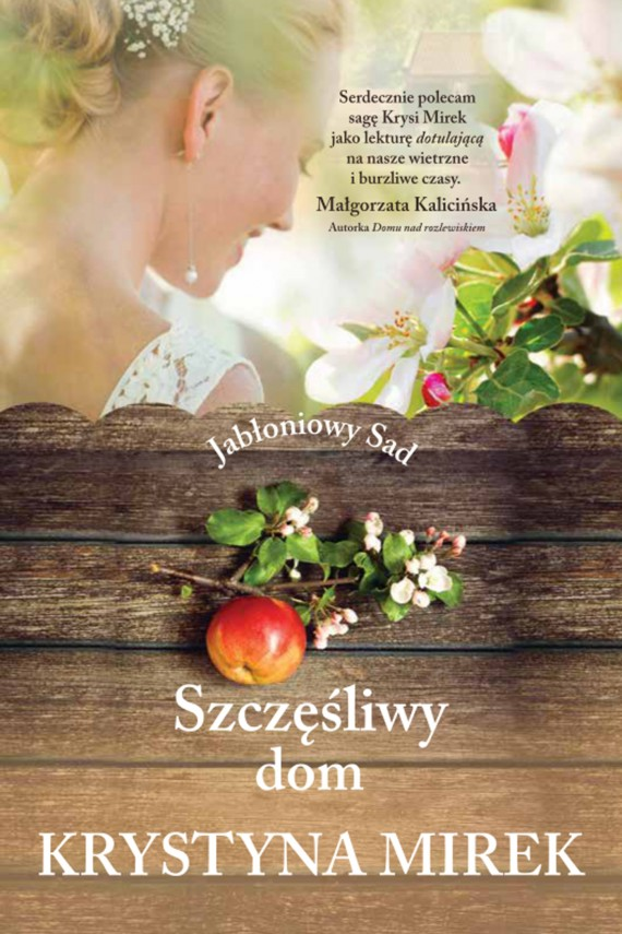 okładka Szczęśliwy domebook | EPUB, MOBI | Krystyna Mirek
