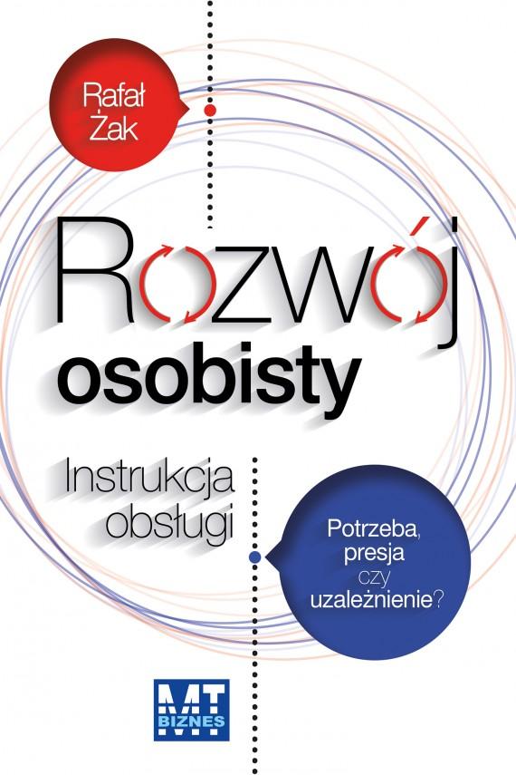 okładka Rozwój osobisty. Instrukcja obsługiebook | EPUB, MOBI | Rafał  Żak