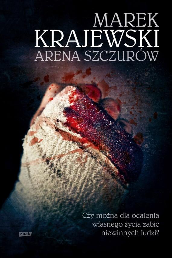 okładka Arena szczurówebook | EPUB, MOBI | Marek Krajewski