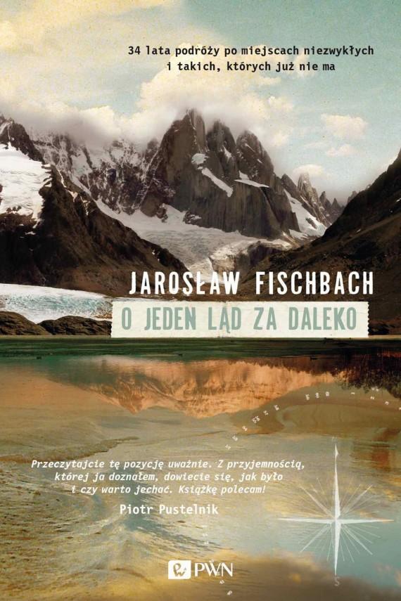 okładka O jeden ląd za dalekoebook | EPUB, MOBI | Jarosław  Fischbach