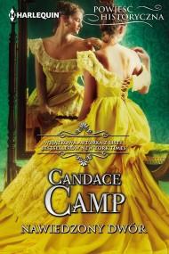 okładka Nawiedzony dwór. Ebook | EPUB,MOBI | Candace Camp