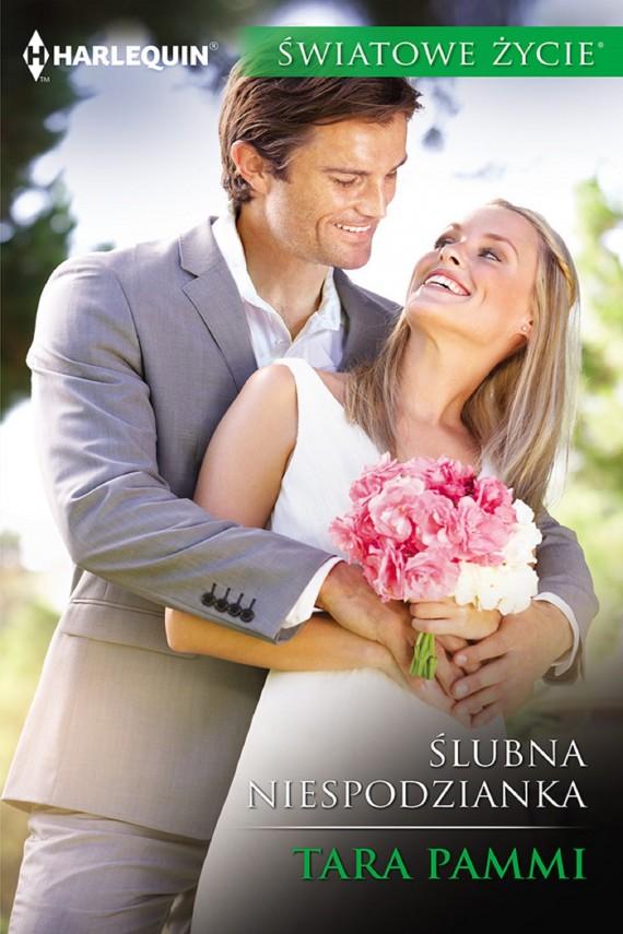 okładka Ślubna niespodzianka. Ebook   EPUB, MOBI   Tara Pammi