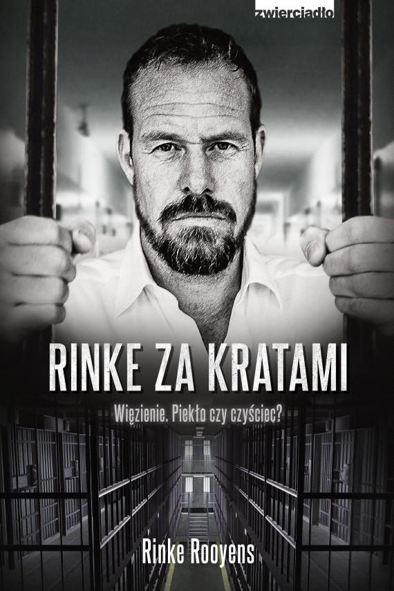 okładka Rinke za kratami. Ebook | EPUB, MOBI | Rinke  Rooyens