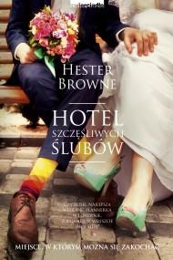okładka Hotel szczęśliwych ślubów. Ebook | EPUB,MOBI | Hester Browne