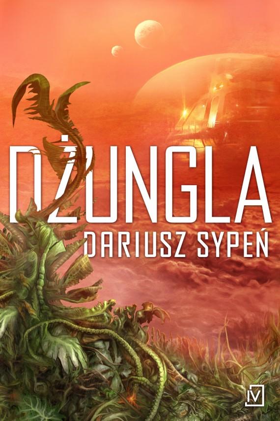 okładka Dżunglaebook | EPUB, MOBI | Dariusz Sypień