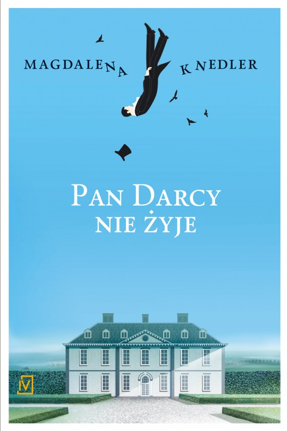 okładka Pan Darcy nie żyje. Ebook | EPUB, MOBI | Magdalena  Knedler