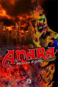 okładka Anara. Ebook   Marcin Zajdler