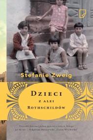 okładka Dzieci z alei Rothschildów. Ebook | EPUB,MOBI | Stefanie Zweig