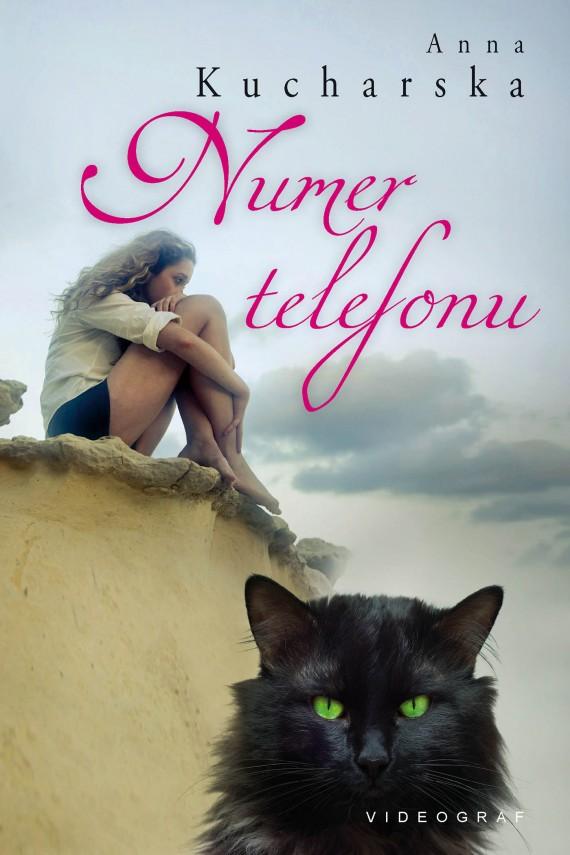 okładka Numer telefonu. Ebook | EPUB, MOBI | Anna Kucharska
