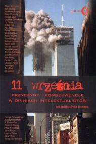 okładka 11 września. Przyczyny i konsekwencje w opiniach intelektualistów. Ebook | papier | Opracowanie zbiorowe