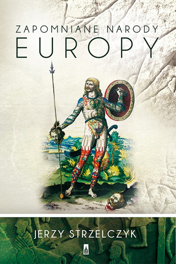 okładka Zapomniane narody Europy. Ebook | EPUB, MOBI | Jerzy Strzelczyk