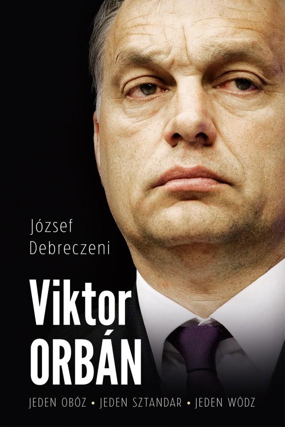 okładka Viktor Orbanebook   EPUB, MOBI   József Debreczeni