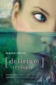 okładka Delirium. Trylogia. Ebook | EPUB,MOBI | Lauren Oliver