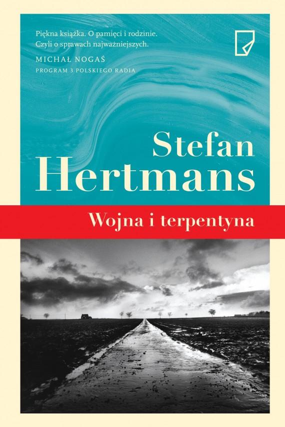 okładka Wojna i terpentyna. Ebook | EPUB, MOBI | Stefan Hertmans