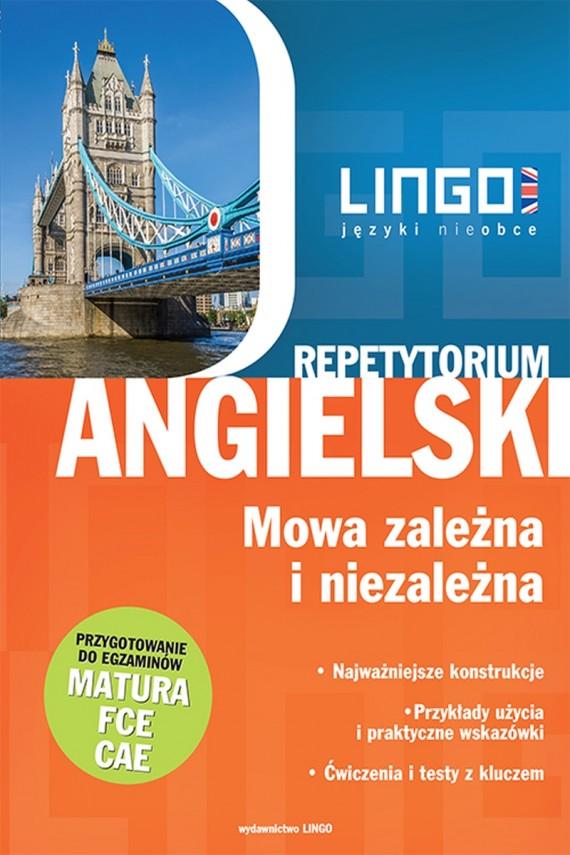 okładka Angielski. Mowa zależna i niezależna. eBookebook | PDF | Anna Treger