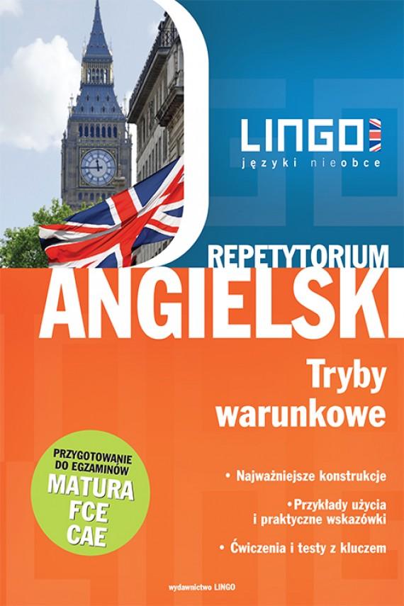 okładka Angielski. Tryby warunkowe. eBookebook | PDF | Anna Treger