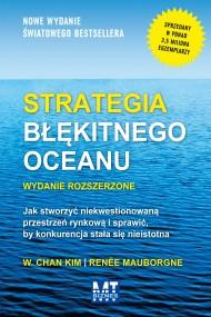 okładka Strategia błękitnego oceanu wydanie rozszerzone, Ebook | W. Chan  Kim,, Renée  Mauborgne
