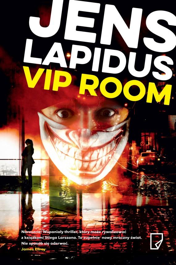 okładka VIP room. Ebook | EPUB, MOBI | Jens  Lapidus