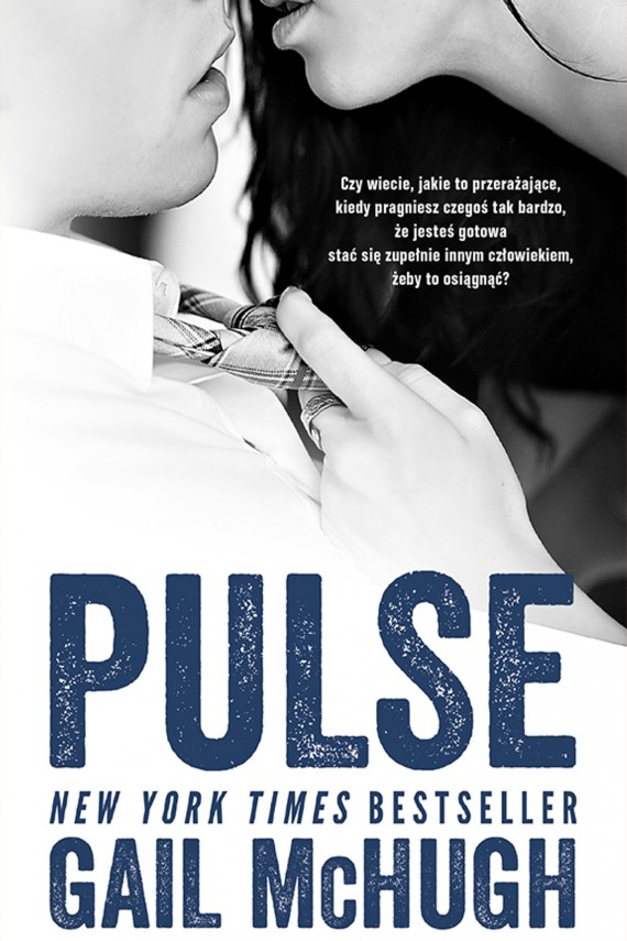 okładka Pulse. Ebook | EPUB, MOBI | Gail McHugh