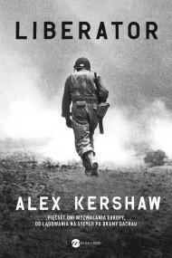 okładka Liberator, Ebook | Alex Kershaw