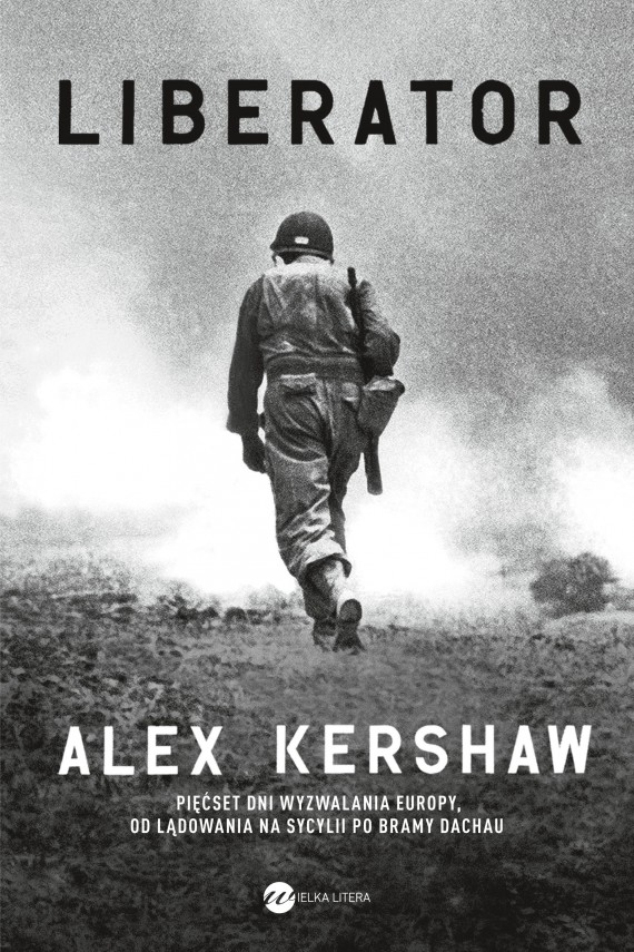 okładka Liberatorebook | EPUB, MOBI | Alex Kershaw