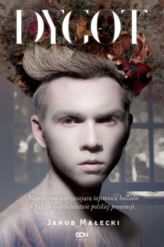 okładka Dygot. Ebook | EPUB, MOBI | Jakub Małecki