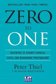 okładka Zero to One, Ebook | Peter   Thiel,, Blake  Masters
