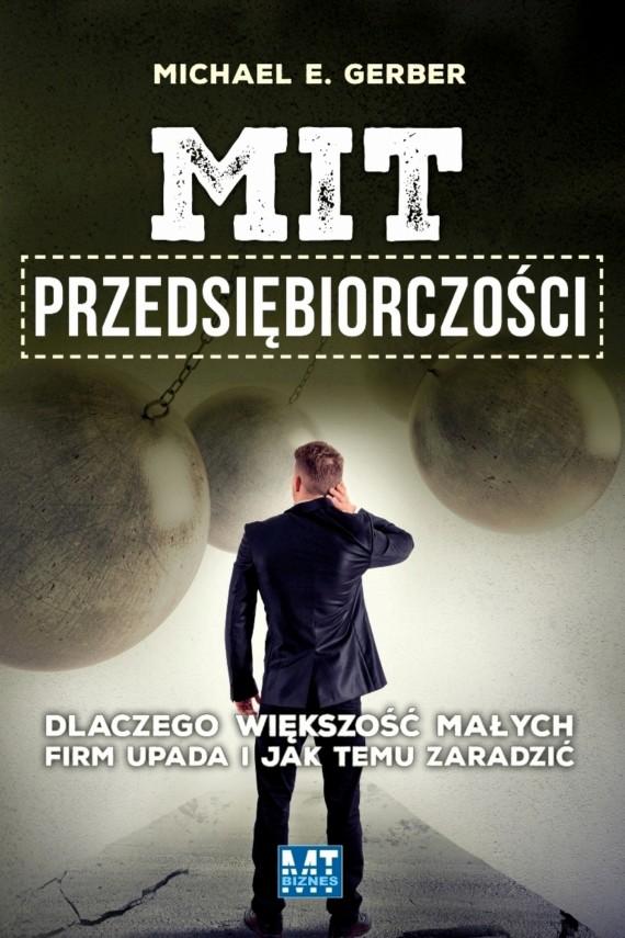 okładka Mit przedsiębiorczościebook | EPUB, MOBI | Michael E.  Gerber
