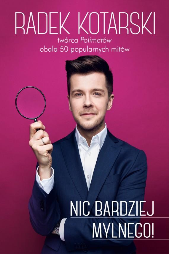 okładka Nic bardziej mylnego!. Ebook | EPUB, MOBI | Radosław Kotarski